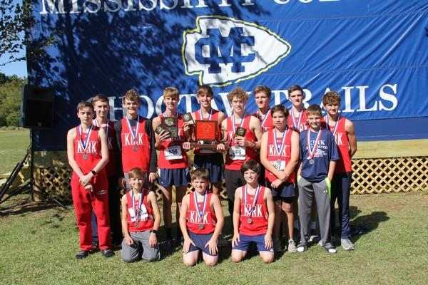 kirk academy boys cross country